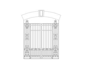 henry miller gate